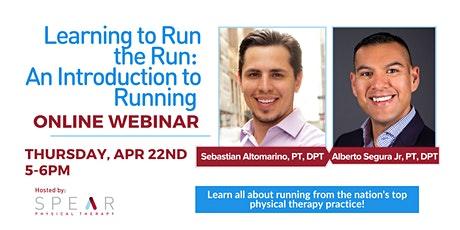 Learning to Run the Run: An Introduction to Running Online Webinar tickets