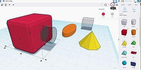 Basics of 3D Printing Summer Camp (Paducah student link) tickets