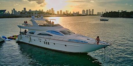 Miami Luxury Party Yacht Rentals tickets