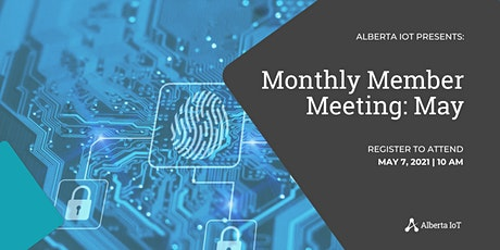 Monthly Member Meeting - May tickets