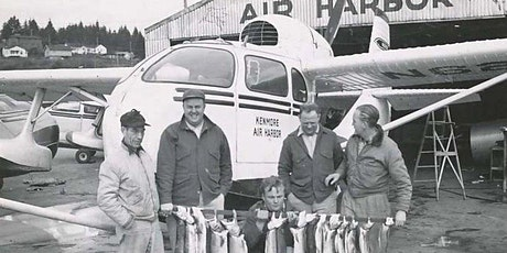 Flying through history: The Kenmore Air story tickets