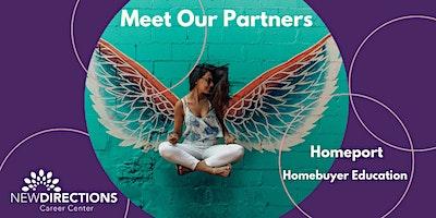 Meet a Resource: Homeport Homebuyer Education