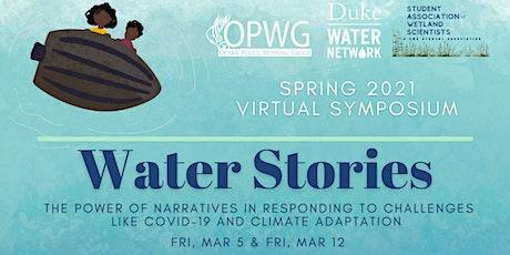 Water Stories tickets