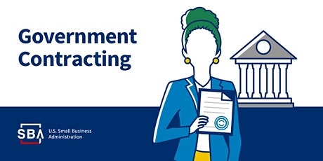 Government Contracting for Women-Owned Small Business tickets