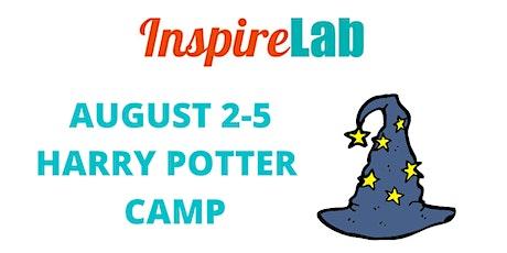 SUMMER 2021: HARRY POTTER CAMP tickets