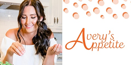 Virtual Adult Training-  Wine, Cookies, and Snacks with Avery's Appetite tickets