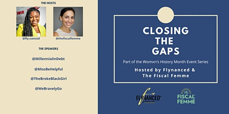 Closing the Gaps tickets