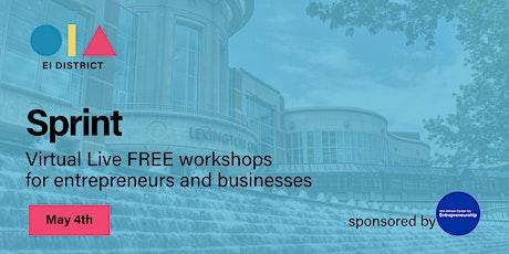 FREE Workshop for Entrepreneurs and Businesses - Design Business Models tickets