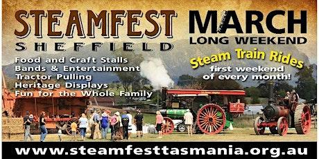 SteamFest Tasmania tickets