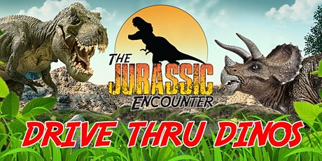 The Jurassic Encounter tickets