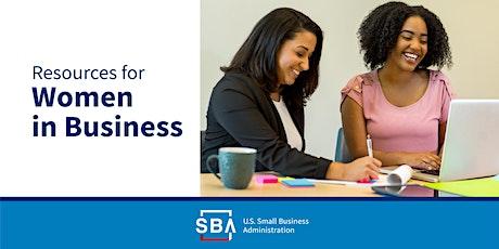 Meet Your Women Business Advisors! An interactive panel w/Q&A tickets