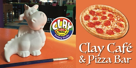 Clay Cafe & Pizza Bar tickets