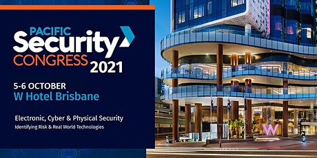 Pacific Security Congress 2021 - POSTPONED: tickets