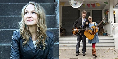 SHOW POSTPONED to 1/17/2022: Joan Osborne & The Weepies