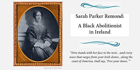 Black Abolitionists - From Boston to Ireland tickets