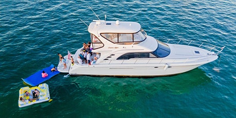Yacht Rental Party in Miami #SPRING BREAK tickets