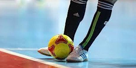 Futsal Training tickets