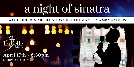 A Night of Sinatra - LaBelle Derry tickets