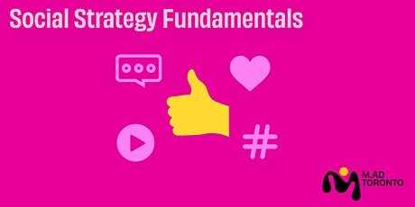 Social Strategy Fundamentals tickets