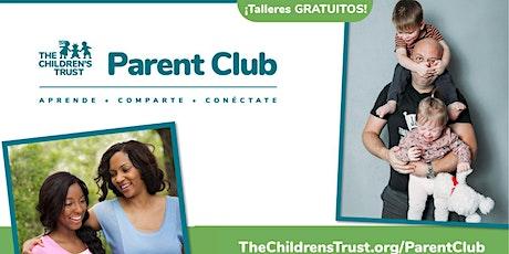 Los Componentes Básicos de la Crianza Positiva -Taller virtual por zoom tickets