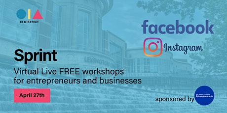 FREE Workshop for Entrepreneurs and Businesses with Facebook and Instagram tickets