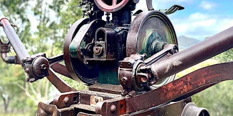 'Launch' of a ' Vintage Rowing Machine' at Lake Wyaralong Sculpture Park entradas
