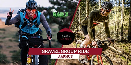 Backlands Gravel Festival Series + RadX gravel group ride (Aarhus) tickets
