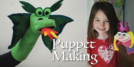 Puppet Making at the Museum tickets