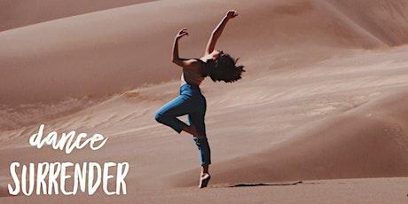 Dance Surrender - Online Ecstatic Dance tickets