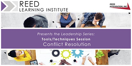 Tools/Techniques Session - Conflict Resolution tickets