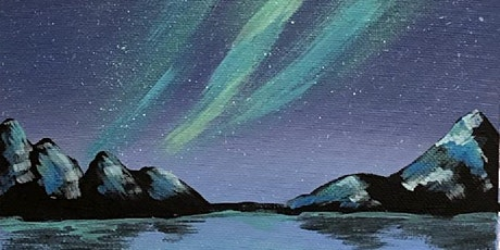 Northern Lights Paint Night tickets