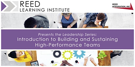 Introduction to Building and Sustaining High-Performance Teams tickets