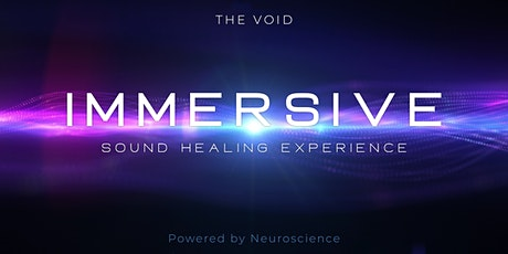IMMERSIVE Sound Healing Experience (Sydney) tickets