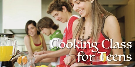 Cooking Class for Teens at the Museum tickets