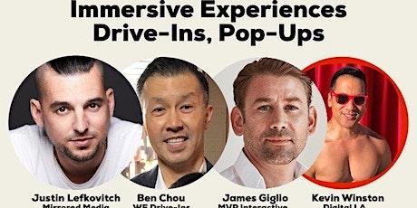 Digital LA- Immersive Experiences: Drive-Ins, Pop-Ups tickets