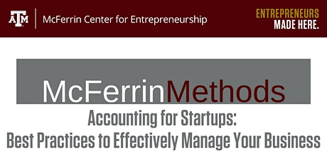 Accounting for Startups: Best Practices to Effectively Manage Your Business tickets