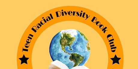 Teen Racial Diversity Book Club tickets
