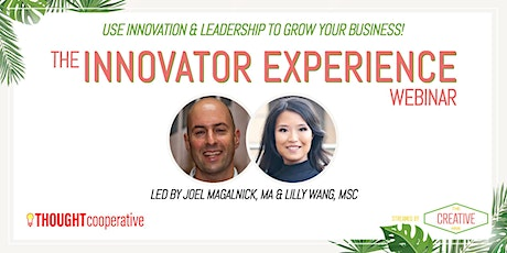 Business Coaching - How Innovation & Leadership Will Grow Your Business! tickets