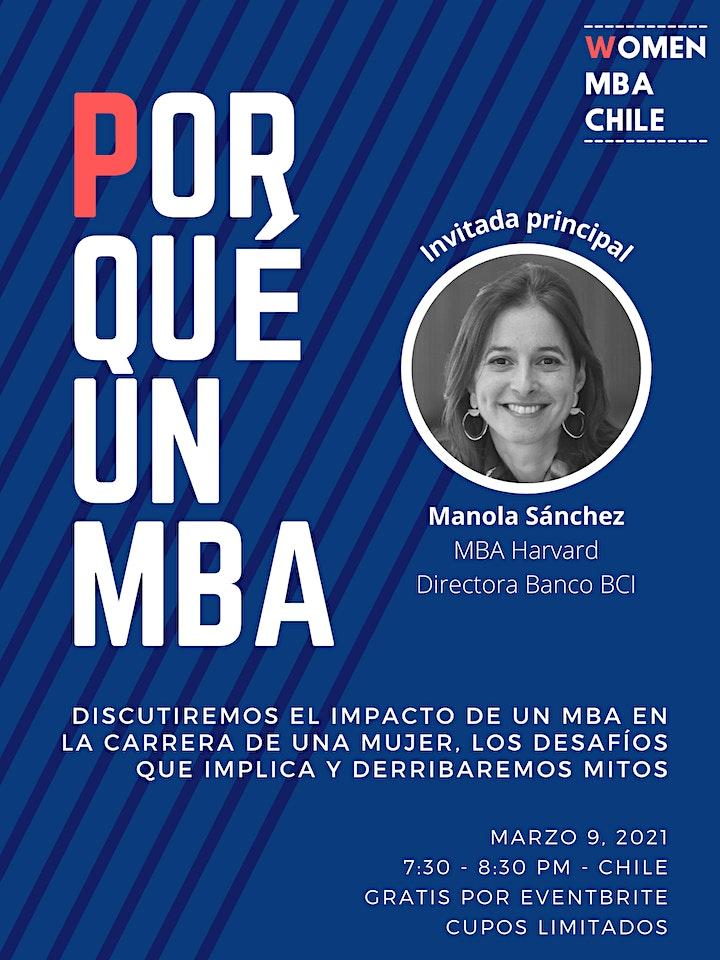 Imagen de Por qué un MBA?