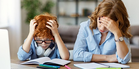 """""""Anxiety and Stress: Optimizing Child Well-being"""" English ECD Webinar 1 tickets"""