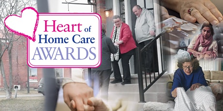 Heart of Home Care Awards 2021 tickets