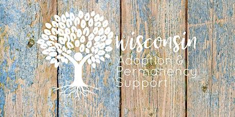 Adoptive/Guardianship Parent Wood Pallet Board Painting: Wausau tickets