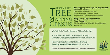 VIRTUAL Training  - 2021 SJC Citizen Science Tree Mapping Program tickets