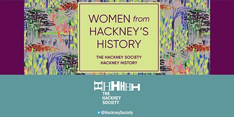 TALK:  Sue Doe and Lucy Madison: Women from Hackney's History tickets