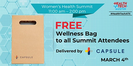 Women's Health Summit tickets