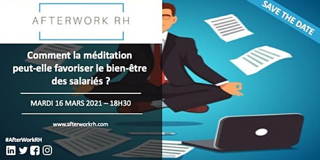 AfterWork RH Bordeaux - Mars 2021 billets