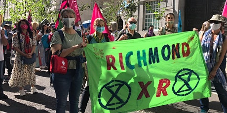 Introduction to Extinction Rebellion Richmond tickets
