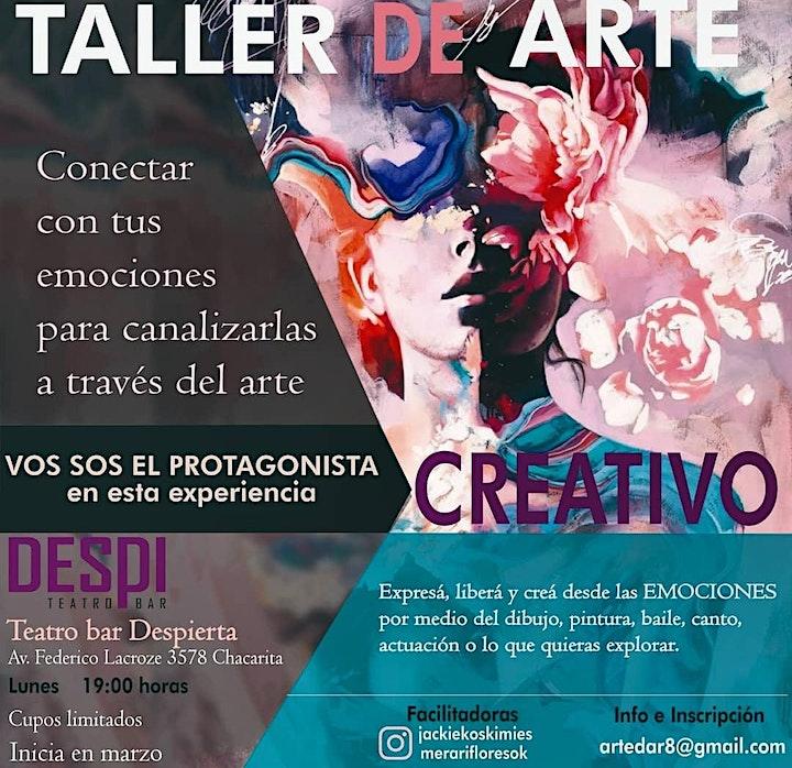 Imagen de TALLER DE ARTE CREATIVO PARA DESCUBRIR TU INTELIGENCIA EMOCIONAL