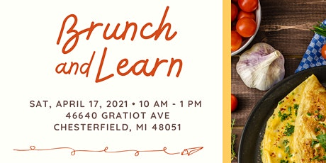 Brunch & Learn entradas