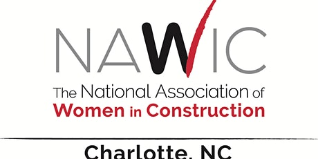 NAWIC GENERAL MEETING - CHARLOTTE CONSTRUCTION & PLANNING tickets